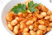 Rezepte mit Bohnen // Recipes With Beans
