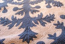 Hawaiian Quilt Inspiration