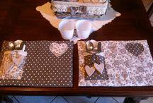 Palestra d'arte tessuto / Idee ricamo per corsi palestre
