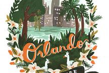 Why Orlando / We're celebrating all the local flavor and color Orlando, Florida has to offer. Also find author talks and events from Florida-born authors.