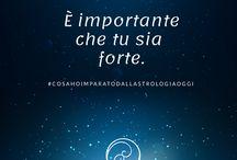 Cosa ho imparato dall'astrologia oggi / ⭐ Insegnamenti dalle stelle ⭐ #cosahoimparatodallastrologiaoggi
