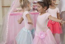 cumpleaños bailarina