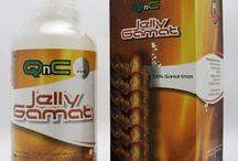 Jelly Gamat QnC / Peroduk asli indonesia yang terbukti ampuh dalam mengobati berbagai maca penyakit