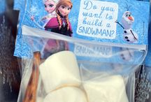 Chloe's Frozen Birthday