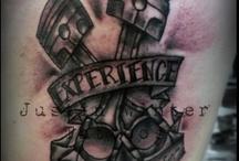 Mechanic tattoo