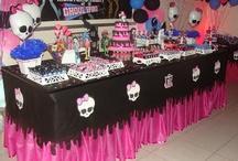 Monsterhigh party