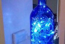 Φωτιζόμενο μπουκάλι