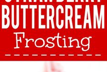 Frostings / Buttercream