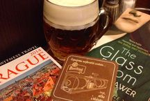 """PRAGUE and Czech Republic / Transport yourself via fiction """"see a location through an author's eyes"""" www.tripfiction.com"""