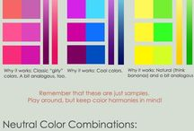 Colours, theory