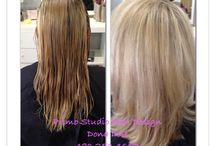 Hair and beauty / Before and after  / by Primo Studio