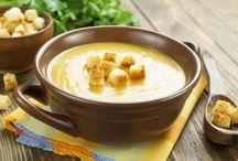 Cucinare zuppe
