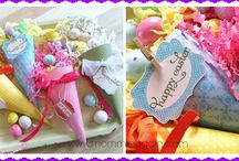 Easter / Desserts, fun activties and the cute things I find.