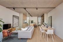 Inspiration - Concrete in home