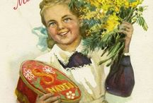 8 марта - открытки. подарки