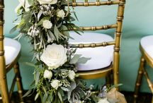 Chaises de Mariage - Wedding Chairs
