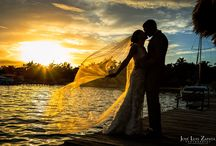 Belize Destination Wedding Packages at Xanadu Island Resort, San Pedro / Let Xanadu Island Resort plan your perfect Belize destination wedding, making all your dreams come true with a Caribbean setting of white sandy beach, turquoise waters, tropical flowers and tall palm trees.