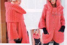 tricot invierno / lana.chaquetas,tricot