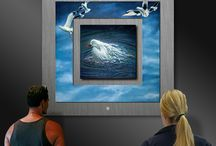 Art Work by Ian Anderson / Art collection gallery and fine art images by Ian Anderson, New Zealand artist.