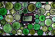 stained glass / by Marianne Madden
