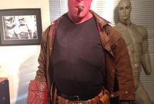 Hellboy Costume / Stay in touch on Facebook! https://www.facebook.com/maskerix/