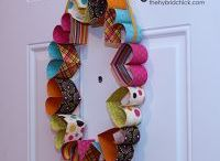 Crafts / by Kristin Judy