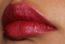 My Lippies  / by Elizabeth Muñoz