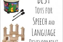 Speech and Language Development for toddlers