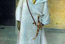 ازياء مغربية عبر العصور