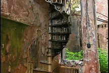 Abandoned Places / by Daisy Mae