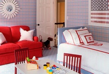 Nurseries & Kids Rooms / by Krista Marsh