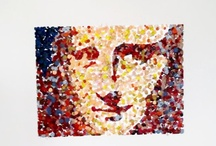 Melting Miltons / Facebook page: https://www.facebook.com/MeltingMiltons  Etsy page here: http://www.etsy.com/shop/MeltingMiltons  Storenvy: http://meltingmiltons.storenvy.com/  Work is made completely with melted crayon (unless stated otherwise). All work is the intellectual property of Cameron Milton (Melting Miltons). / by Diana M
