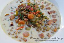 A+1 Low Carb Soup / by Pam Earleywine Dearden