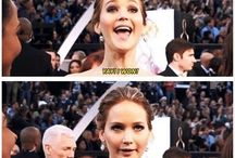Jennifer Lawrence and Hunger Games