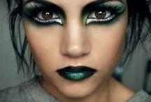 Werwolf-Film-Makeup