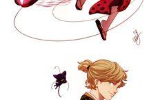 Miraculous Ladybug Arts
