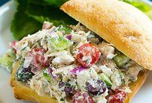 Sandwiches & Wraps / by Karen Good