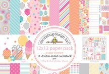 doodlebug sugar shoppe collection / by doodlebug design inc.
