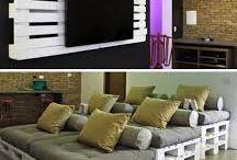 raklap ötletek nappaliba
