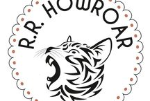 """Who is R.R. Howroar? / Inspirations for my Pen-name and the narrator of """"The Legend of Wally Gonkers"""""""