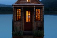 Tiny House Love / All about charming little homes. / by Donna Maukonen