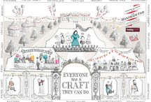 The Handmade Fair / There's nowhere else you'd rather be this 19th, 20th, 21st September than with me at Hampton Court.