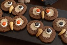 cookies and cupcakes / by Candice Frederick