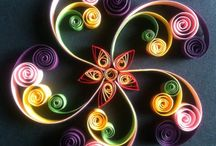 Quilling / by denise lecoqdenise@orange.fr