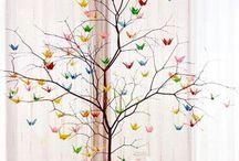Árvores natal originais