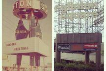 Eglinton Square Through the Years