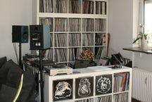 DBL's room