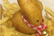 Potatoes / Potatoes, Kartoffeln, Papas, आलू, Patates, Batatas, Картофель, Krumpir