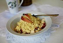 Snídaně a svačiny / Inspirace na snídaně a svačiny pro Vás i děti ♥