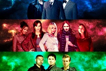 Doctor Who? / Dedicated to the Whovian in you / by Maria Sclafani Fernandez